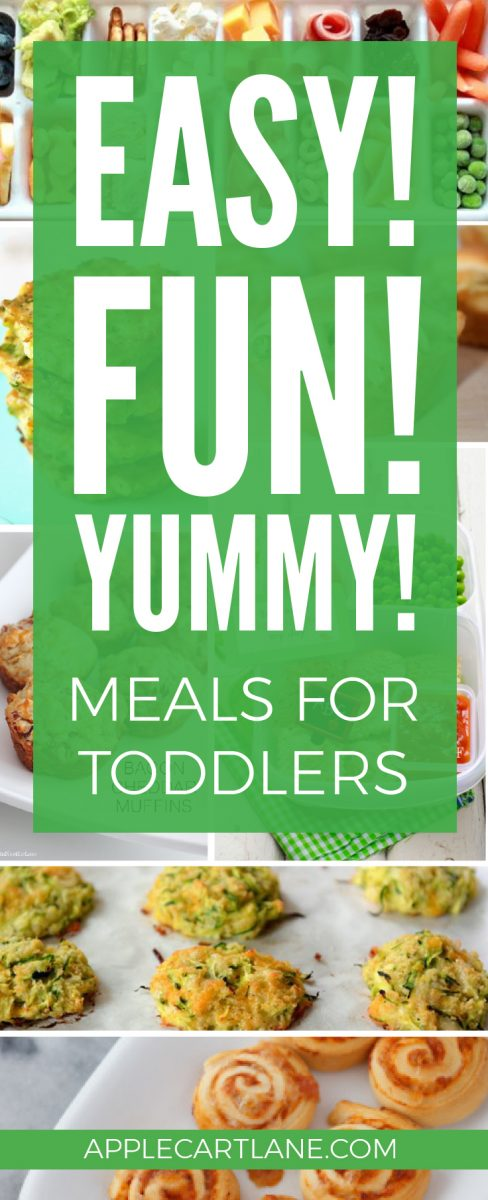 These Are My Go To Toddler Meals Meal Ideas Snacks