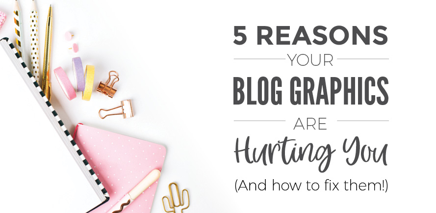 5 Blog Design Mistakes That Are Hurting Your Success