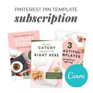 8 Pinterest Pin Design Tips for Beginners - Applecart Lane